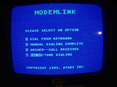 Atari 1030 Modem with ModemLink Telecommunications Program/Atari_1030-Modemlink.jpg