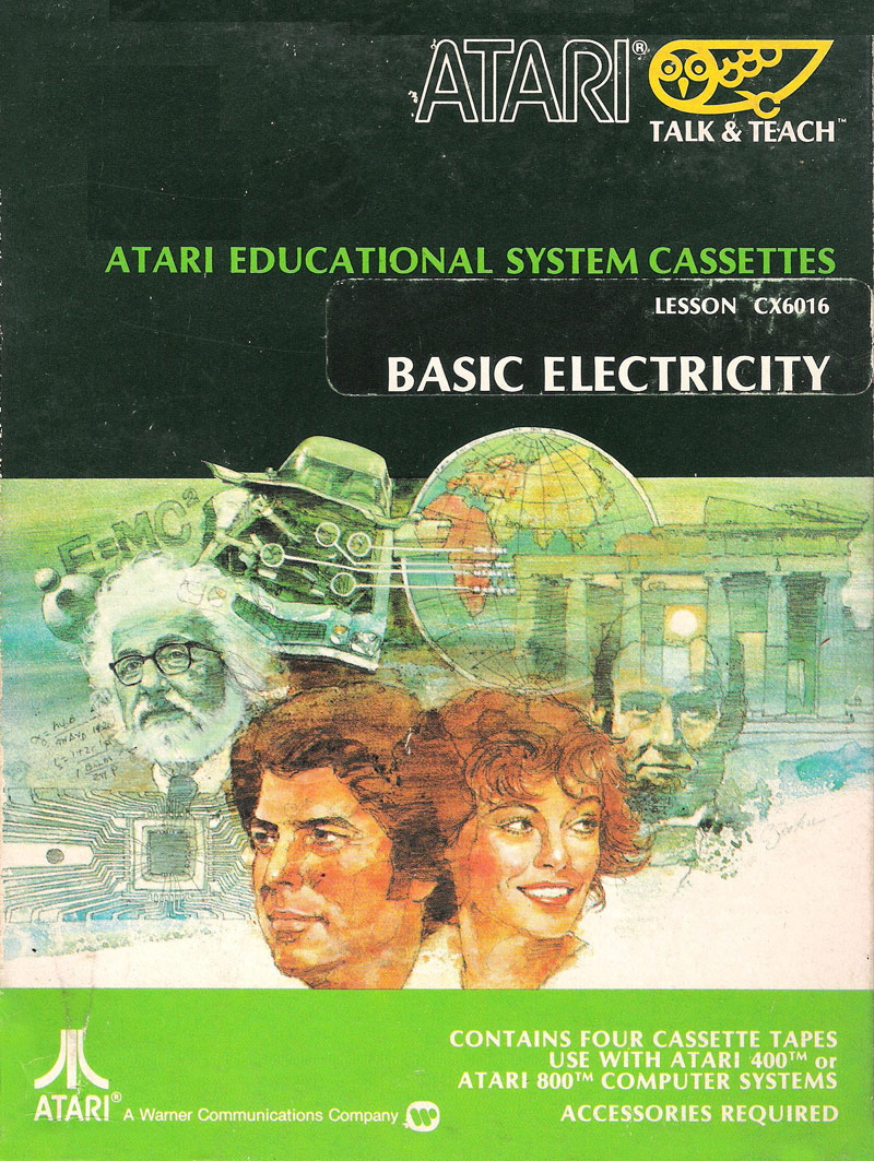 Atari Educational System Lesson Cassettes/Basic Electricity CX6016_.jpg