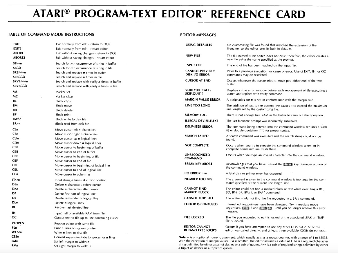 Atari Macro Assembler/Atari_Program-Text_Editor_Reference_Card.jpg