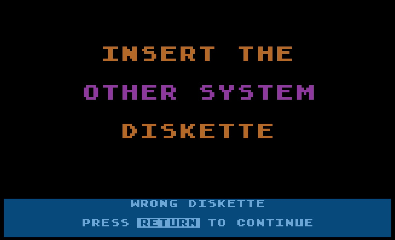 Atari Personal Financial Management System/6-Insert the other system diskette.jpg