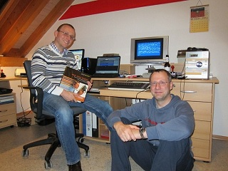 Atari Speed Reading/Peter_Dell_and_Stefan_Meyer.jpg