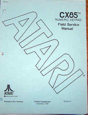 AtariCX85/CX 85 Field Service Manual.jpg