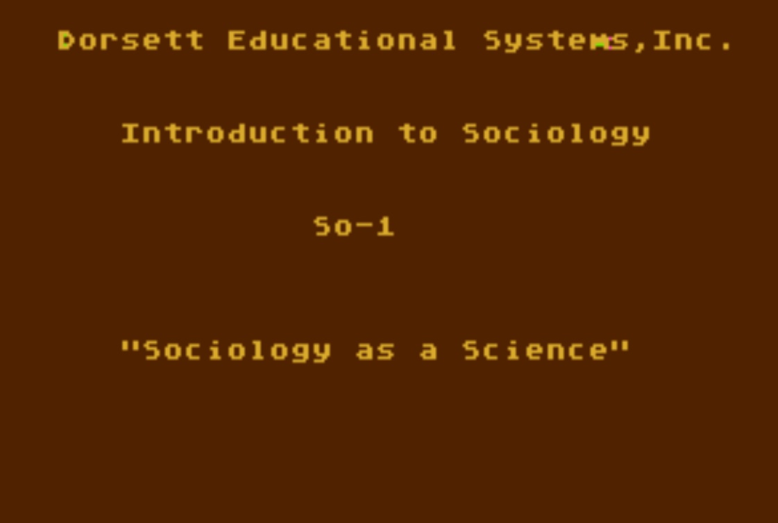 Basic Sociology CX6005/BS01.jpg