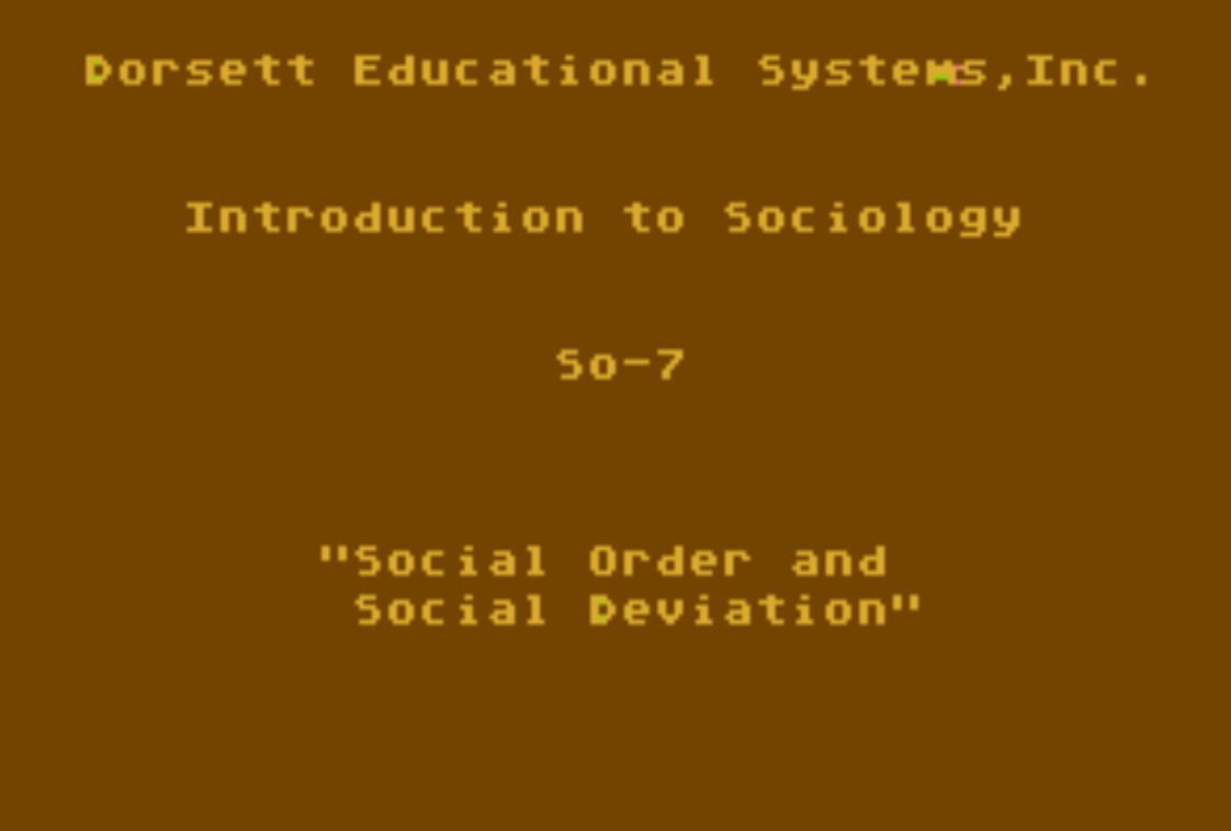 Basic Sociology CX6005/BS09.jpg