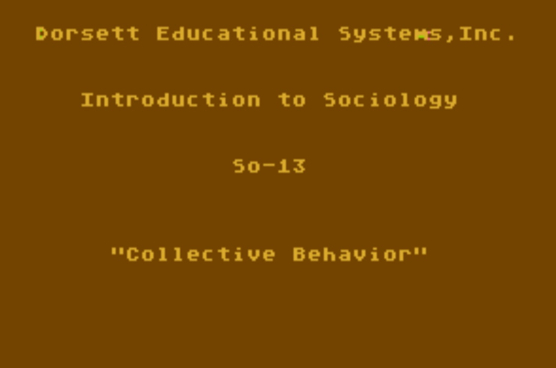 Basic Sociology CX6005/BS14.jpg
