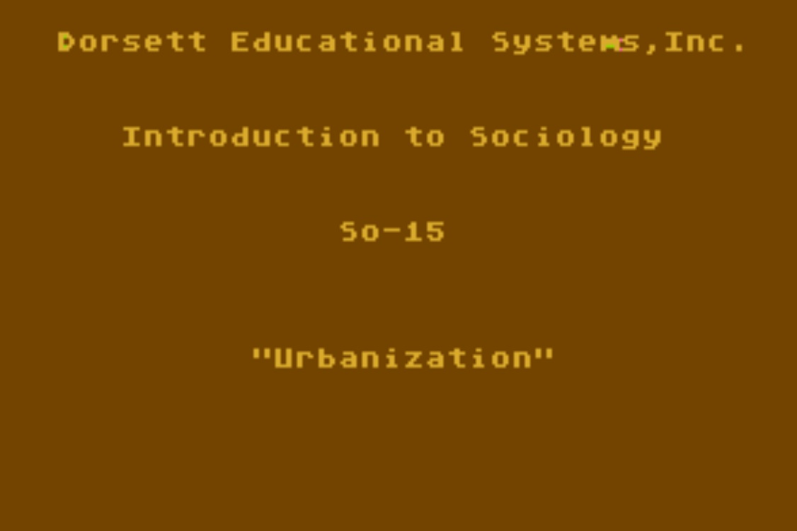 Basic Sociology CX6005/BS16.jpg