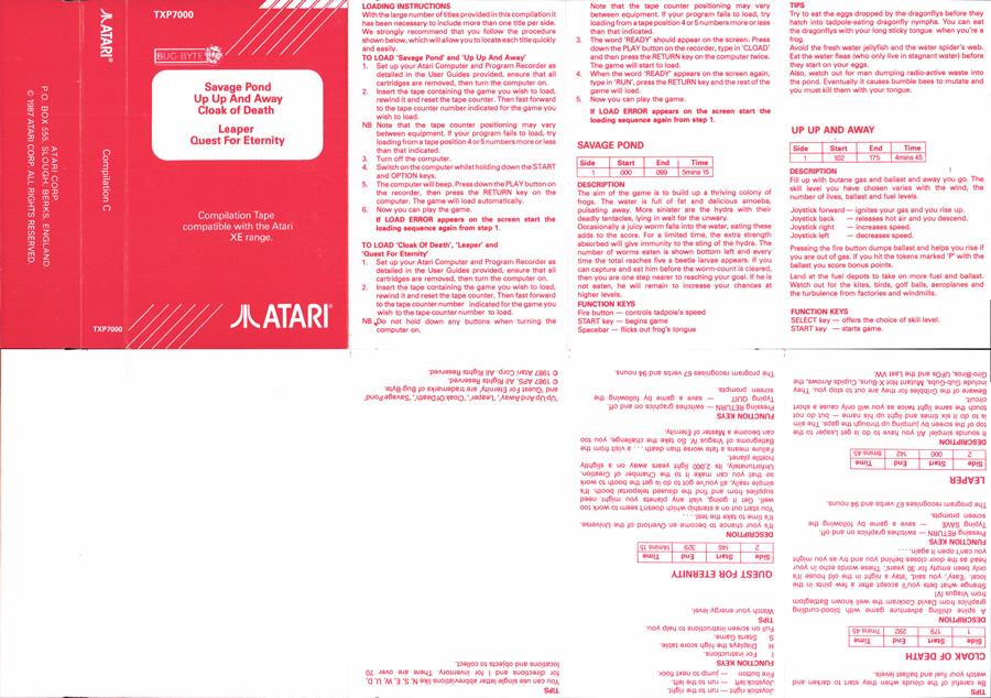 Atariwiki v3 compilation c Compilation c