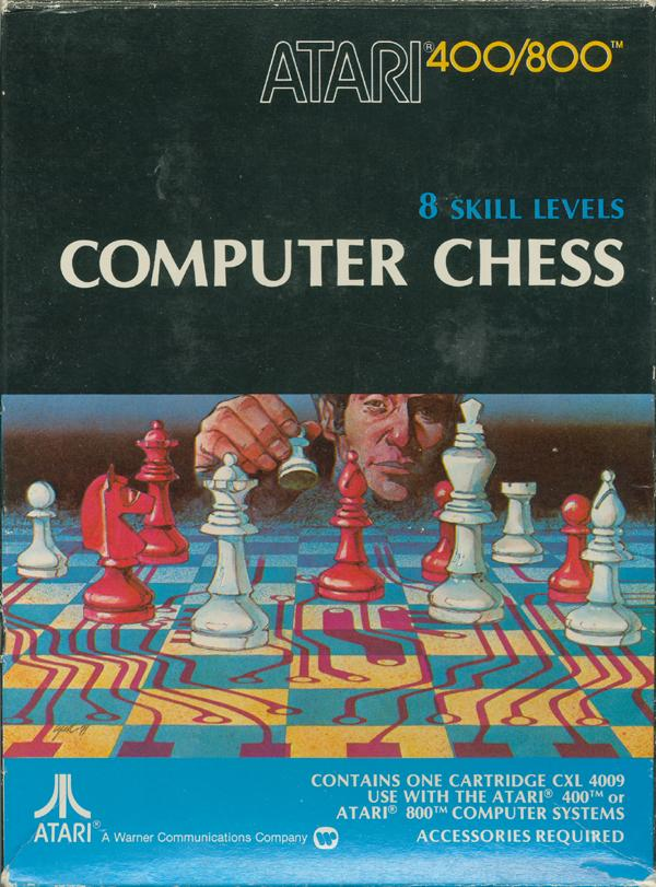 Computer Chess CXL 4009/ComputerChess_front CXL 4009.jpg