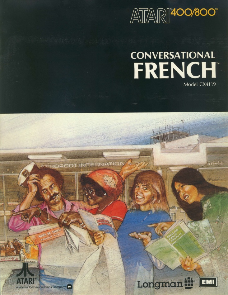 Conversational FRENCH CX4119/ATARI_Conversational_French.jpg