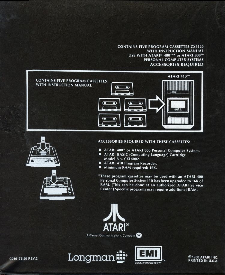 Conversational SPANISH CX4120/ATARI Conversational SPANISH CX4120-2.jpg