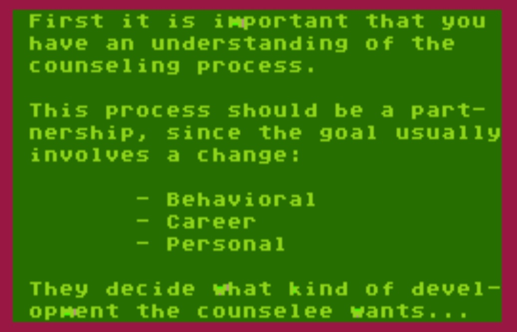 Counseling Procedures CX6006/P03.jpg