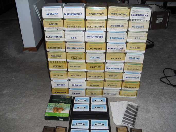 Dorsett Educational System Lesson Cassettes/45packages.jpg