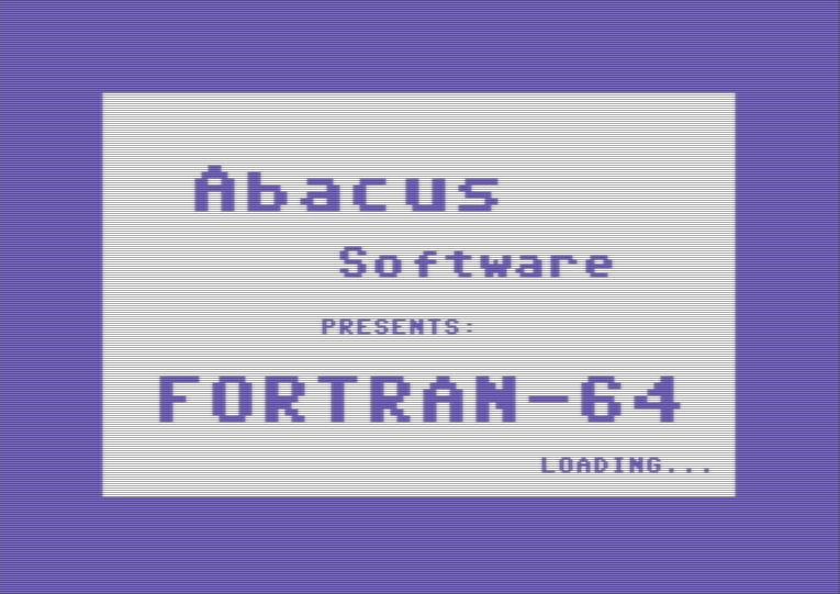 AtariWiki V3: Fortran