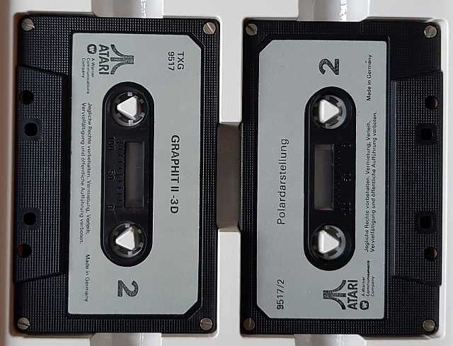 Graph It II/Graph_it_(TXG9517)_cassettes_side2.jpg