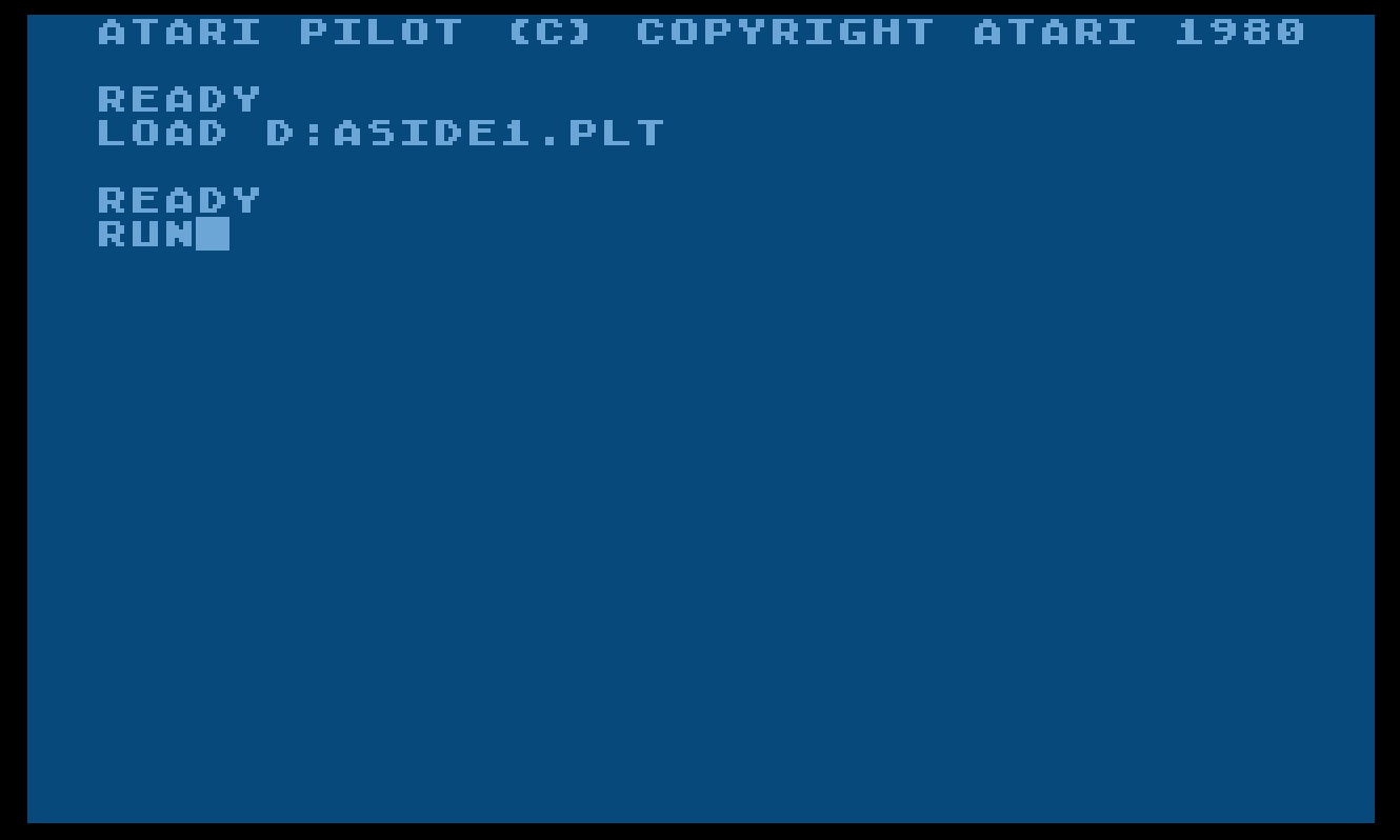Pilot/Atari PILOT Demonstration Program Cassettes CX4113-01.jpg