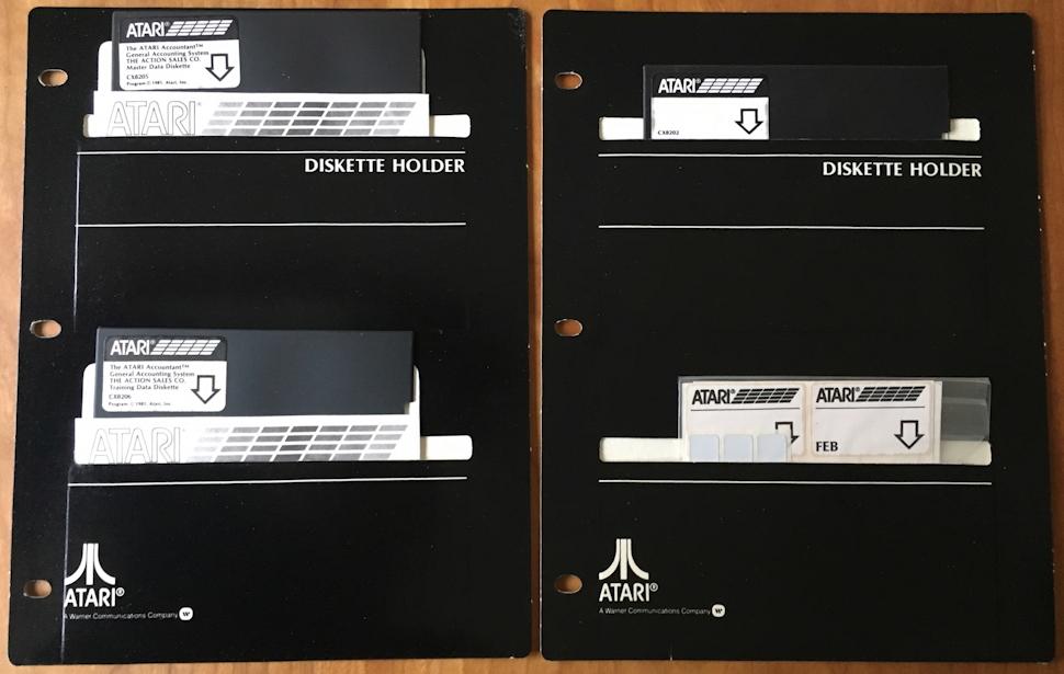 O Contador – Conheça o software 8 bits mais caro da Atari 331_