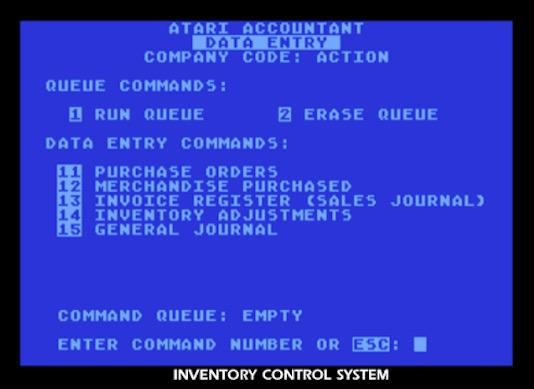 O Contador – Conheça o software 8 bits mais caro da Atari 403