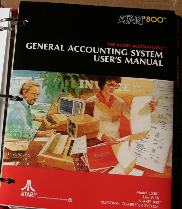 The Atari Accountant Series/binder.jpg