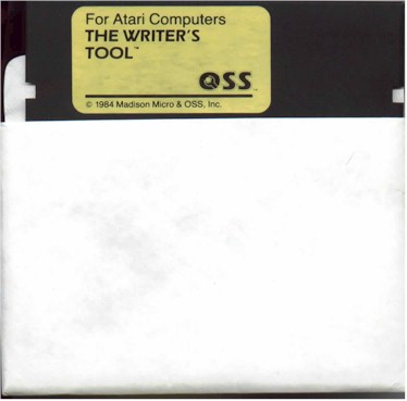 The WriterS Tool/The Writer_s Tool - Master Disk.jpg